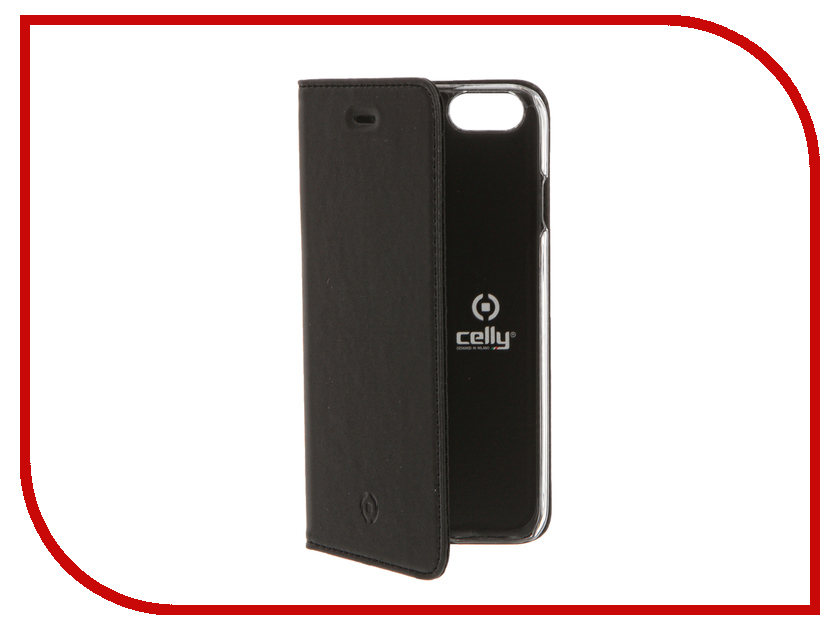 Аксессуар Чехол Celly Air Case для APPLE iPhone 6/6S Black AIRIP6SBK