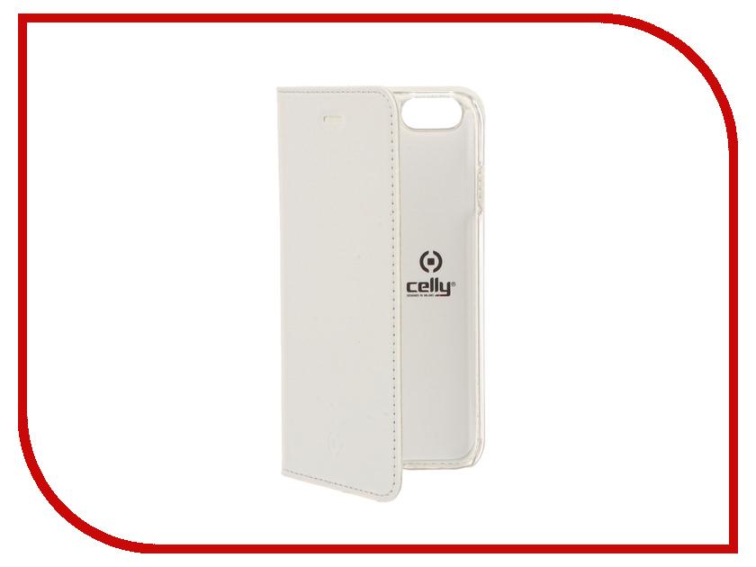 Аксессуар Чехол Celly Air Case для APPLE iPhone 6/6S White AIR700WH<br>