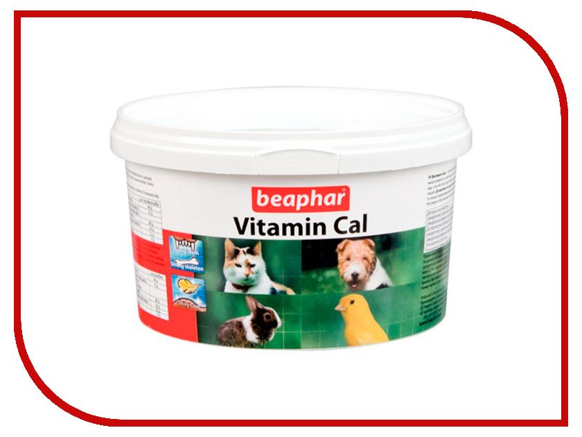 Витамины Beaphar Vitamin Cal Смесь для укрепления иммунитета 250g для кошек, собак, грызунов и птиц 12410