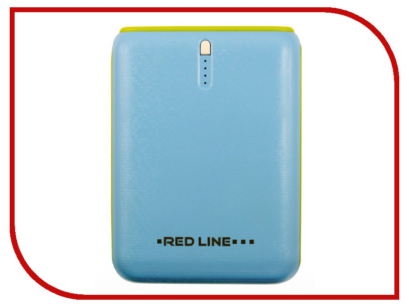 Аккумулятор Red Line V10 Power Bank 8000mAh Blue