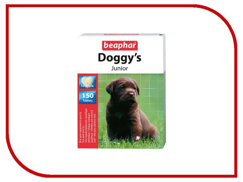 Витамины Beaphar Doggys Junior 150 таблеток для щенков 12575 / 10674