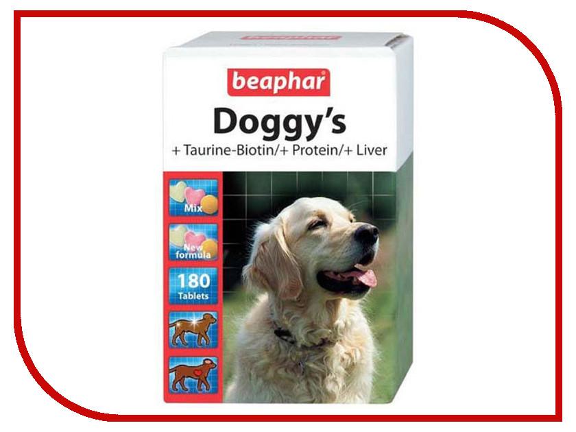 Витамины Beaphar Doggys MIX 180 таблеток для собак 12568<br>