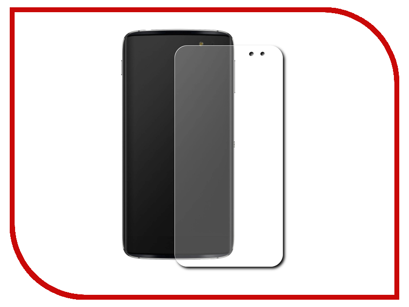 ��������� �������� ������ Alcatel OneTouch 6070K Idol 4S Red Line