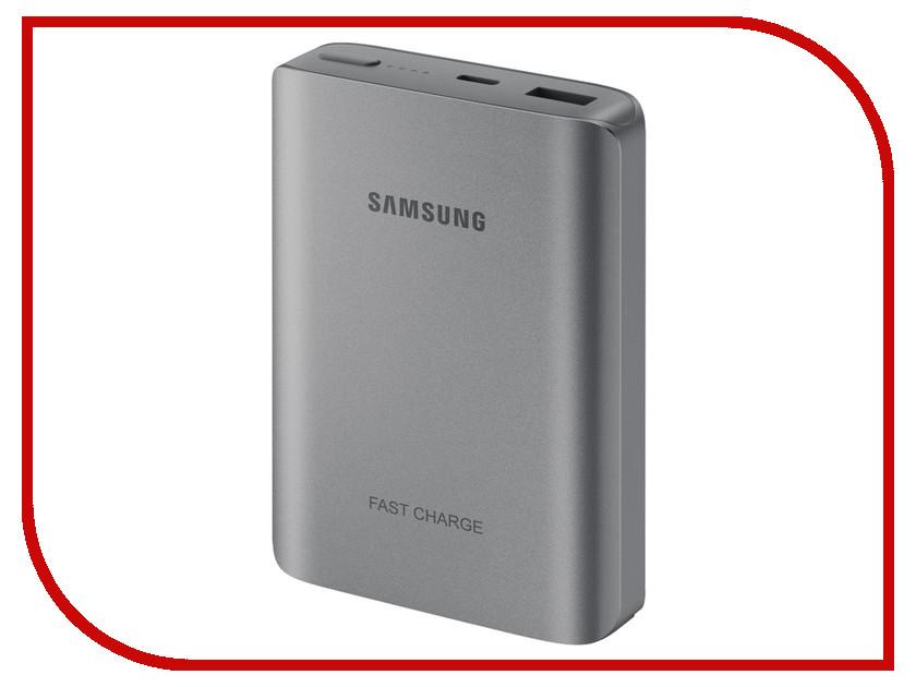 Фото - Аккумулятор Samsung 10200mAh Dark-Silver EB-PN930CSRGRU аккумулятор внешний samsung eb pn915bsrgru silver