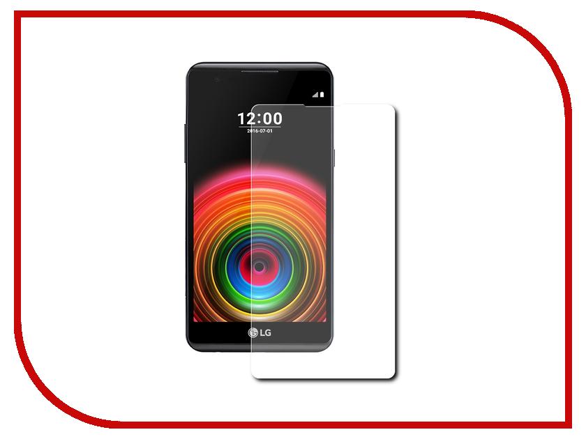 все цены на Аксессуар Защитная пленка LG X Power Red Line матовая онлайн