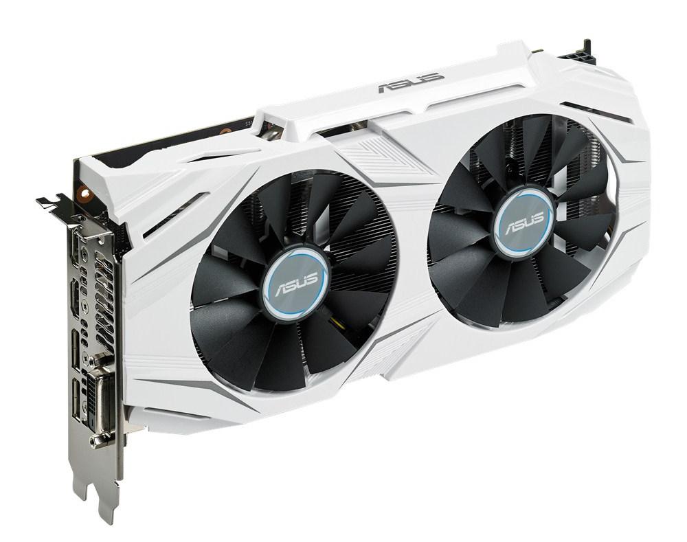 Видеокарта ASUS GeForce GTX 1060 1569Mhz PCI-E 3.0 3072Mb 8008Mhz 192 bit DVI 2xHDMI HDCP DUAL-GTX1060-O3G asus asus geforce gtx 1080 1632mhz pci e 3 0 8192mb 10010mhz 256 bit dvi 2xhdmi hdcp