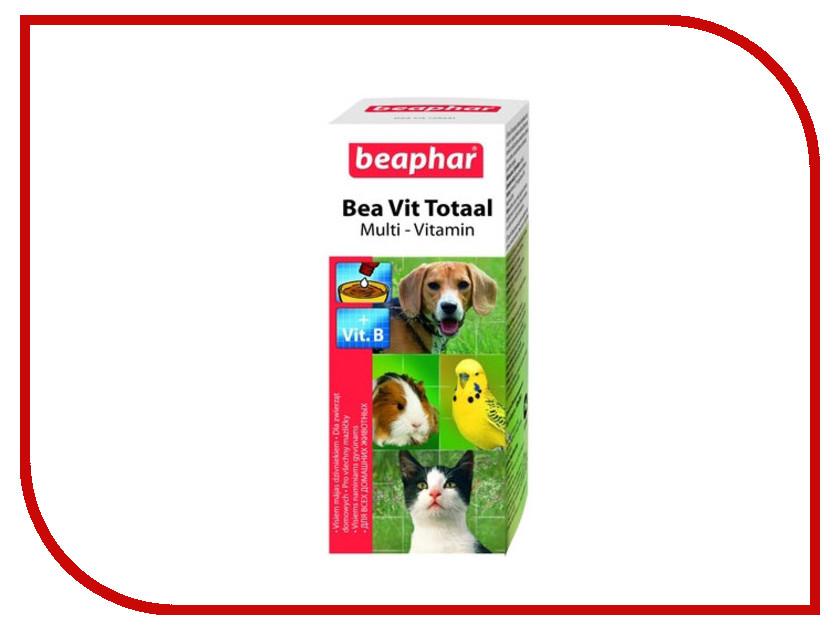 Витамины Beaphar Vit Total во время линьки 50ml для кошек, собак, птиц и грызунов 12620<br>