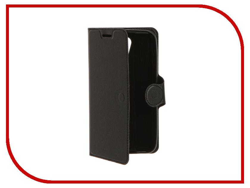 Аксессуар Чехол HTC Desire 620 Red Line Book Type Black<br>