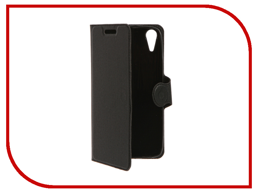 Аксессуар Чехол HTC Desire 828 Red Line Book Type Black<br>