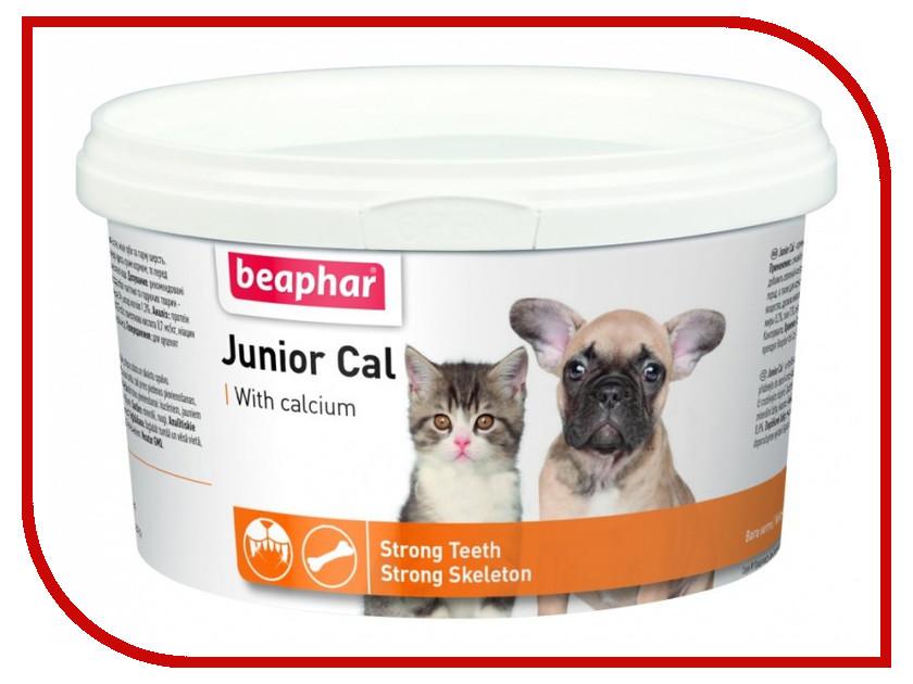 Витамины Beaphar Junior Cal 200g для котят и щенков 10321