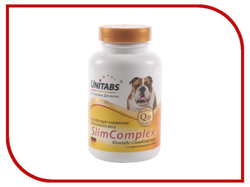 Витамины Unitabs Slim Complex UT c Q10 100 таблеток для собак U210