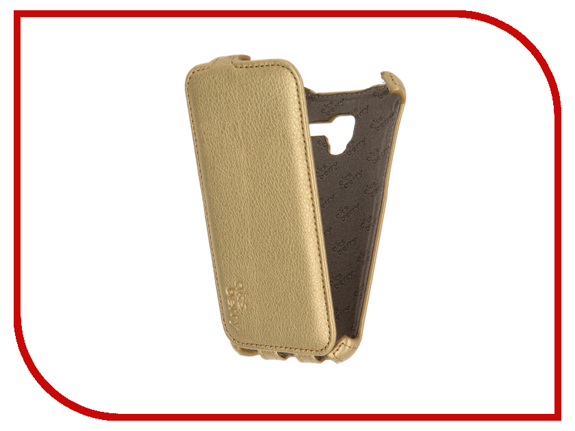 Аксессуар Чехол Alcatel 5015D/5015X POP 3 (5) Aksberry Gold<br>