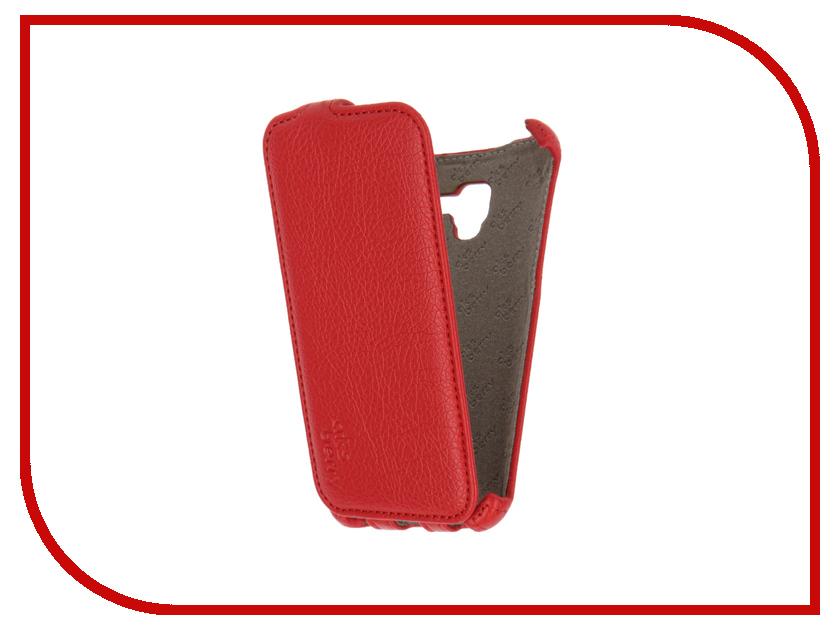Аксессуар Чехол Alcatel 5015D/5015X POP 3 (5) Aksberry Red