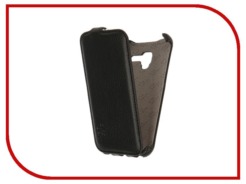 Аксессуар Чехол Alcatel 5015D/5015X POP 3 (5) Aksberry Black<br>