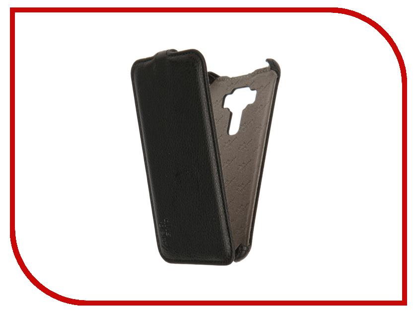 Аксессуар Чехол ASUS ZenFone 3 Deluxe ZS570KL Aksberry Black<br>
