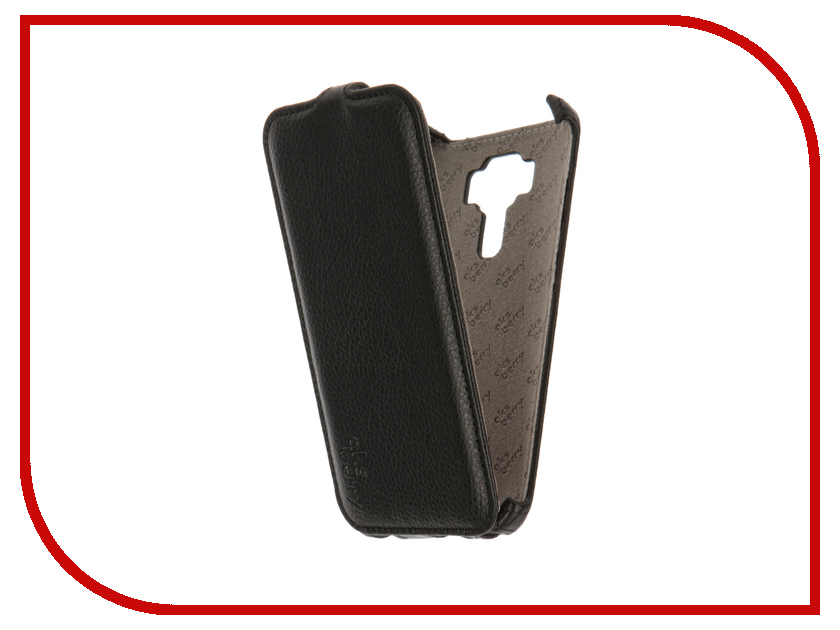 Аксессуар Чехол ASUS ZenFone 3 ZE552KL Aksberry Black аксессуар закаленное стекло asus zenfone 3 ze552kl df fullscreen acolor 03 black