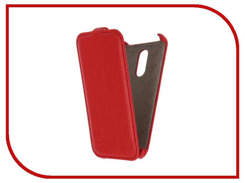 Аксессуар Чехол Xiaomi Redmi Note 3 Aksberry Red