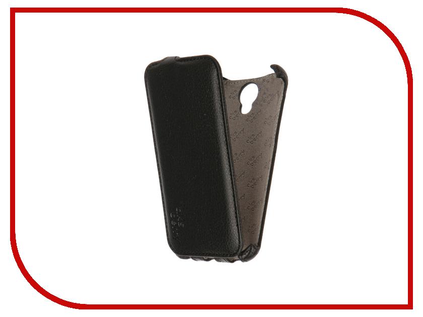 Аксессуар Чехол ZTE Blade A310 Aksberry Black<br>