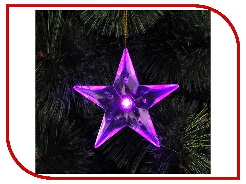 Новогодний сувенир Luazon Звезда RGB 1077317
