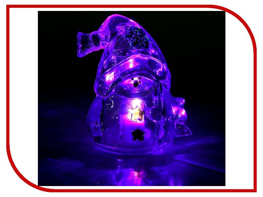 Новогодний сувенир Luazon Снеговик-звезда RGB 1077329