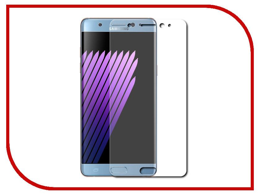 Аксессуар Защитная пленка Samsung Galaxy Note 7 (5.7) Red Line Full Screen TPU (экран + задняя панель)<br>