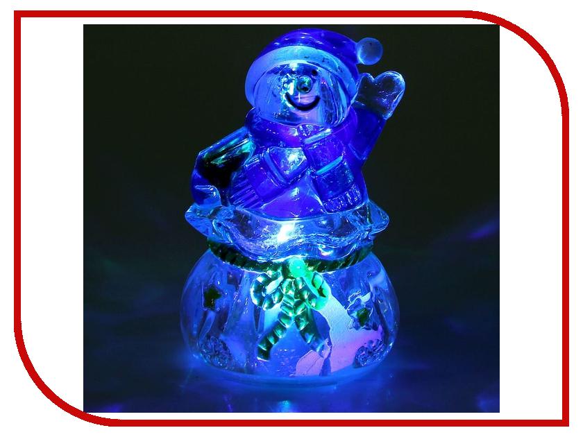 Новогодний сувенир Luazon Подарок от снеговика RGB 1077338<br>