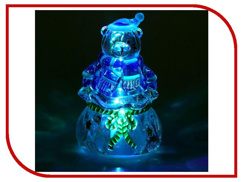 Новогодний сувенир Luazon Подарок от мишки RGB 1077339 mymilly 90 см мишки розовые