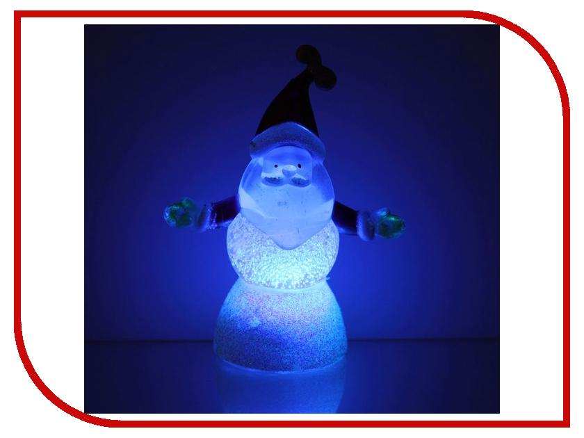 Украшение Luazon Дед мороз радушный RGB 1077343