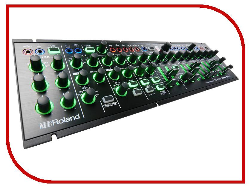 Синтезатор Roland System-1M гитарный комбоусилитель roland blues cube stage