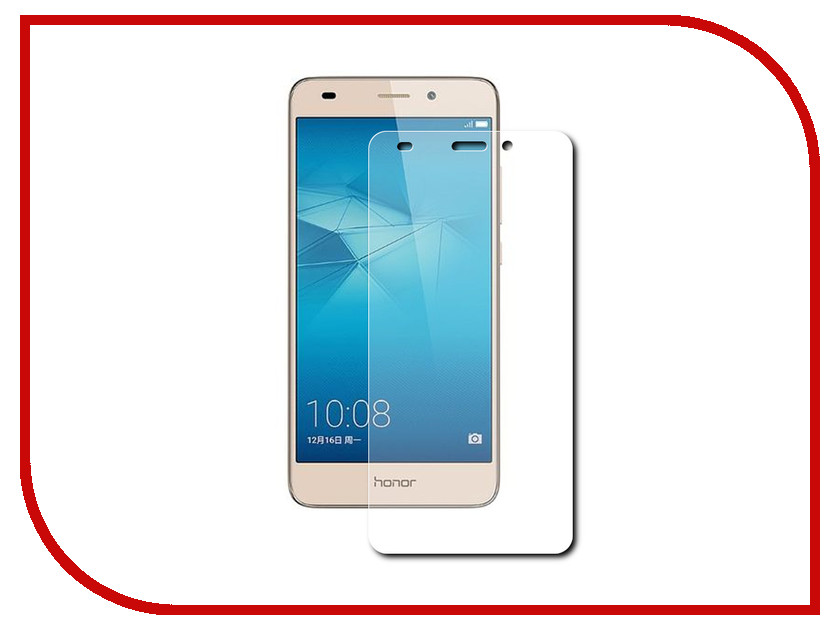 все цены на  Аксессуар Защитное стекло Huawei Honor 5C (5.2) Red Line Tempered Glass  онлайн
