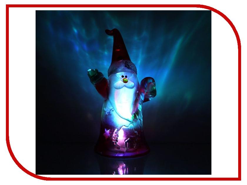 Новогодний сувенир Luazon Дед мороз с леденцом RGB 1077357