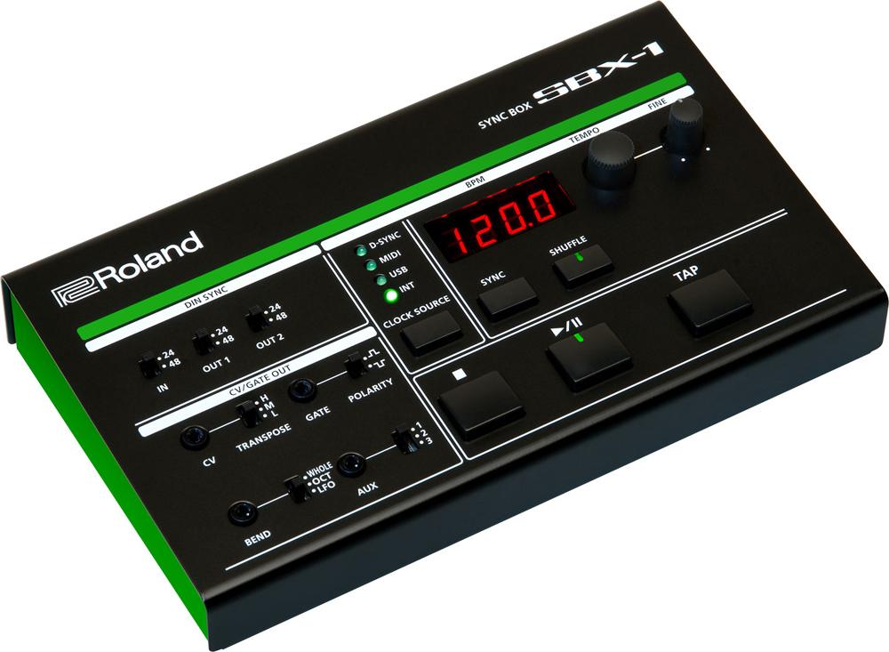 цена на Синтезатор Roland SBX-1