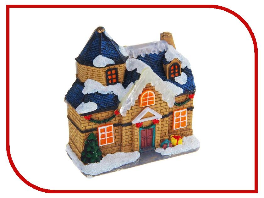 Новогодний сувенир Luazon Новогодний домик 1077365<br>