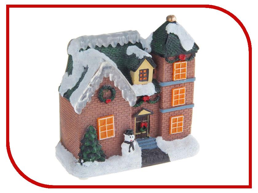 Новогодний сувенир Luazon Новогодний домик 1077366