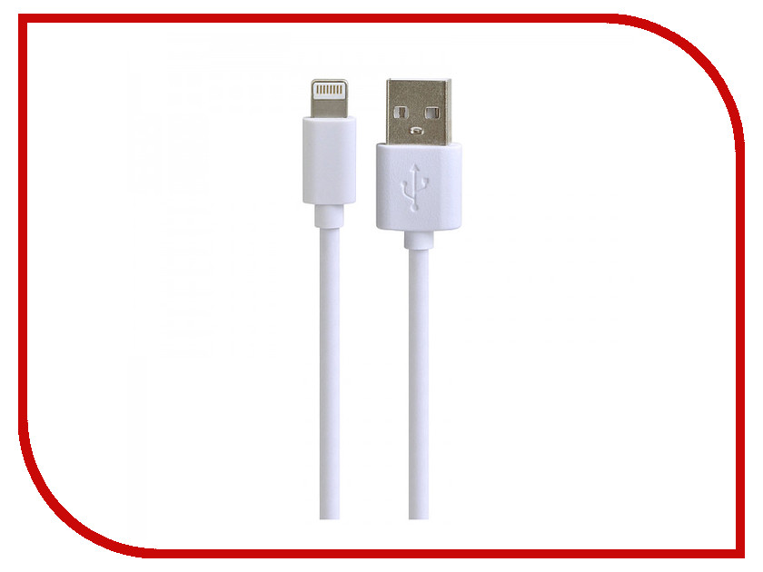 Аксессуар Red Line USB - 8-pin 2m White