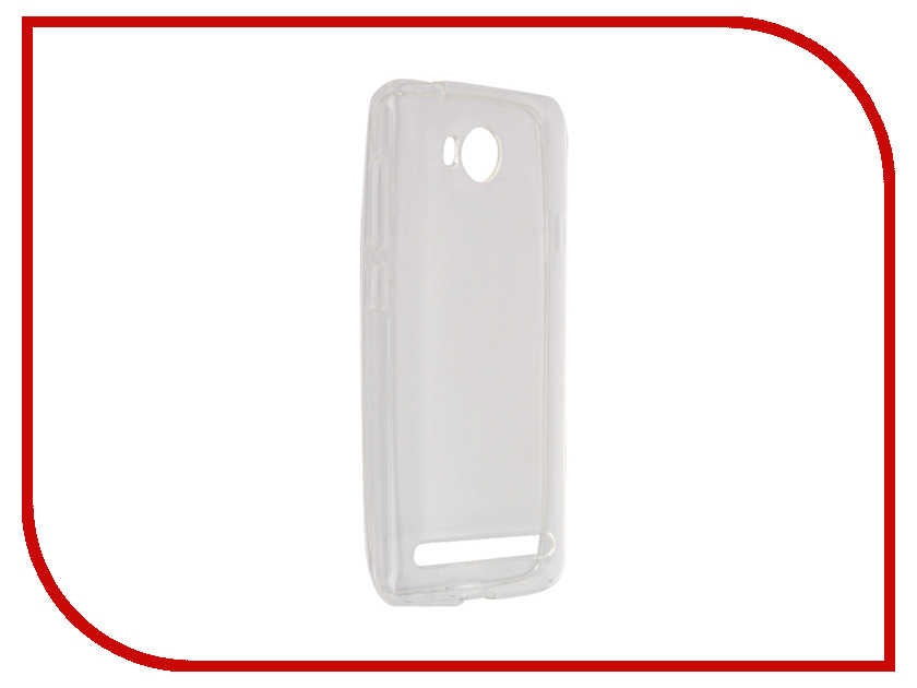Аксессуар Чехол Huawei Y3II iBox Crystal Transparent<br>