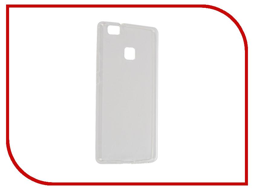 Аксессуар Чехол для Huawei P9 Lite iBox Crystal Transparent аксессуар чехол для samsung galaxy a6 plus ibox crystal silicone transparent