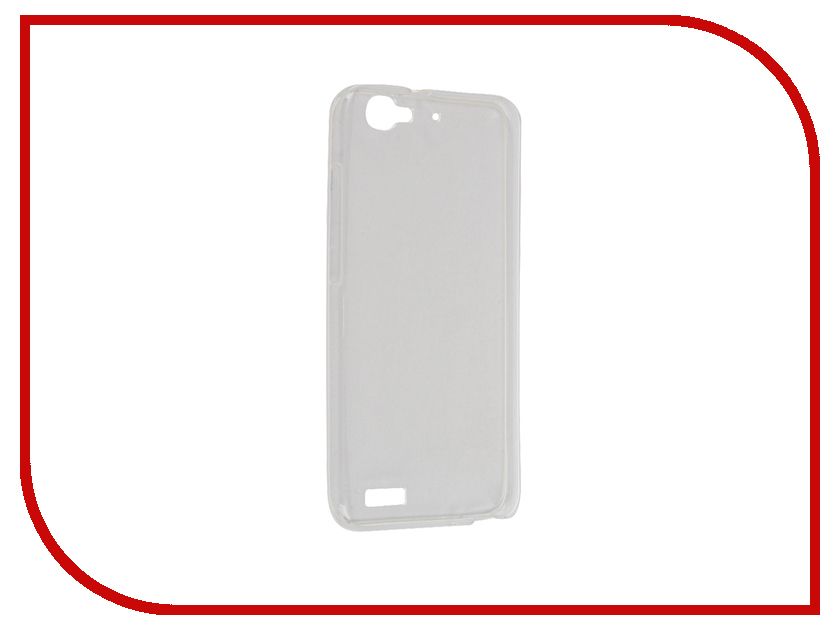 Аксессуар Чехол Huawei P8 Lite iBox Crystal Transparent