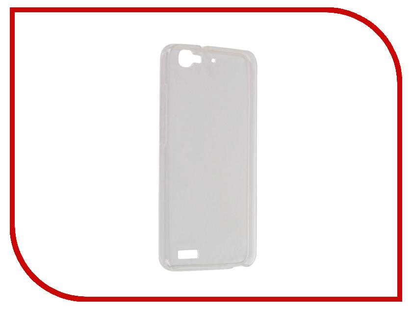 Аксессуар Чехол Huawei GR3 iBox Crystal Transparent<br>