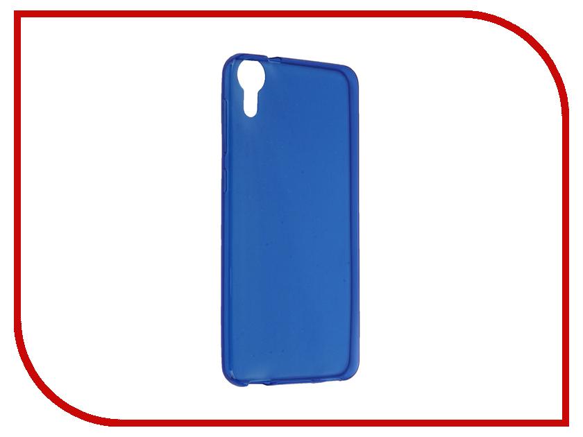 Аксессуар Чехол HTC Desire 825 iBox Crystal Blue htc u ultra sapphire blue 64gb