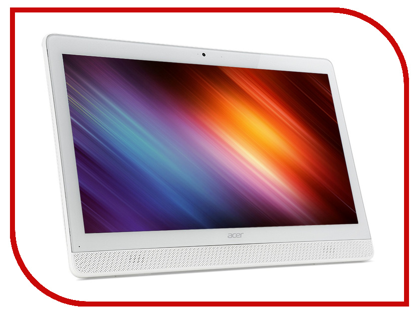 Моноблок Acer Aspire Z1-612 DQ.B4JER.003 Intel Pentium J3710 1.6 GHz/4096Mb/1000Gb/Ethernet/Wi-Fi/Bluetooth/19.5/1600 x 900/DOS<br>