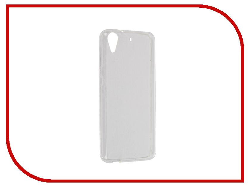 Аксессуар Чехол HTC Desire 626 / 626G Dual Sim / 626G+ Dual Sim / 628 iBox Crystal Transparent наушники беспроводные с микрофоном beats solo2 wireless gold