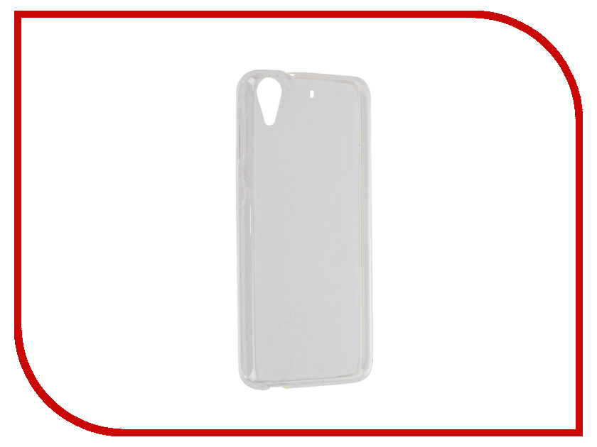 Аксессуар Чехол для HTC Desire 626 / 626G Dual Sim / 626G+ Dual Sim / 628 iBox Crystal Transparent htc htc desire 626g dual sim terra white