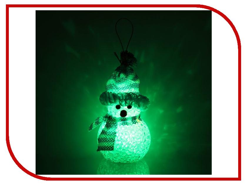 Украшение Luazon Снеговик Blue 1351712 украшение luazon снежинка blue 2314974