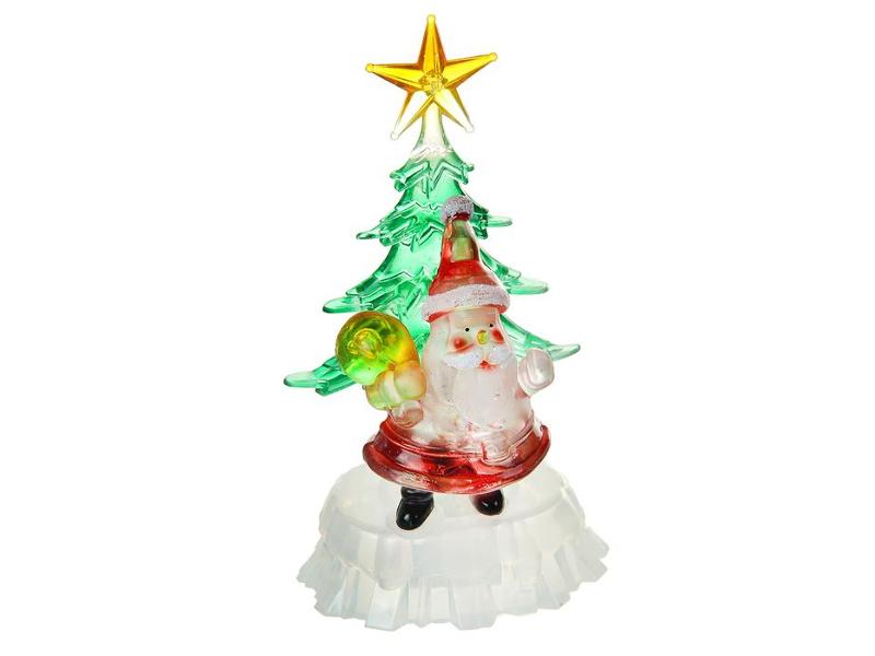 цена на Игрушка Luazon Дед мороз под елкой 1353359