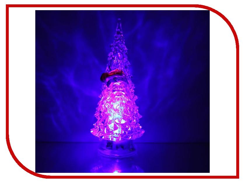 Новогодний сувенир Luazon Ёлочка Дед мороз 1353365 гирлянда luazon дождь 2m 6m multicolor 671678