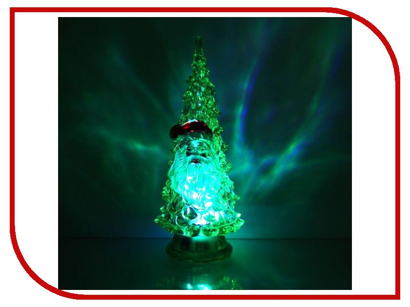 Новогодний сувенир Luazon Ёлочка Дед мороз Green 1353367<br>