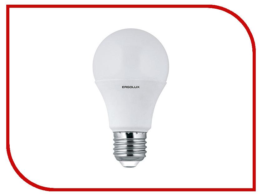 Лампочка Ergolux ЛОН LED-A60-7W-E27-4K 12147<br>