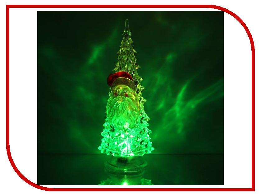 Новогодний сувенир Luazon Ёлочка Дед мороз 1353369 гирлянда luazon дождь 2m 6m multicolor 671678