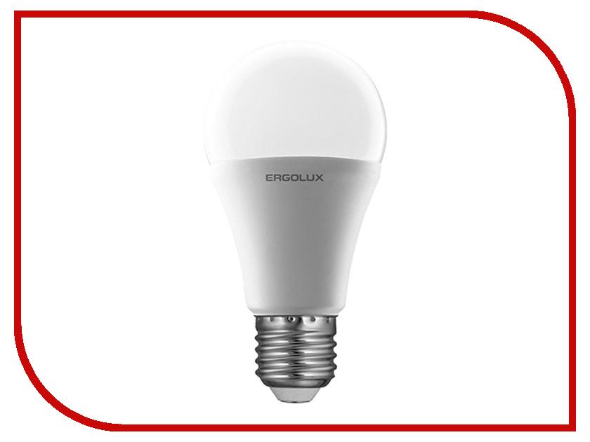 Лампочка Ergolux ЛОН LED-A60-12W-E27-4K 12151